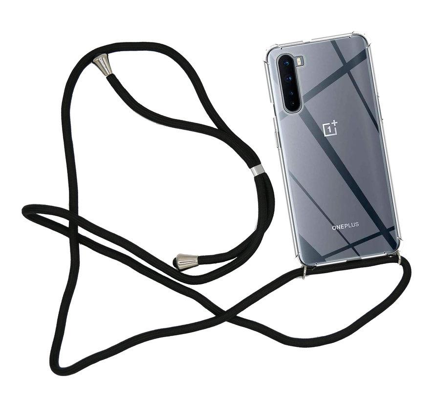 OnePlus Nord Case mit schwarzer Schnur