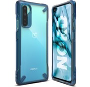 Ringke OnePlus Nord Gehäuse Fusion X Space Blue