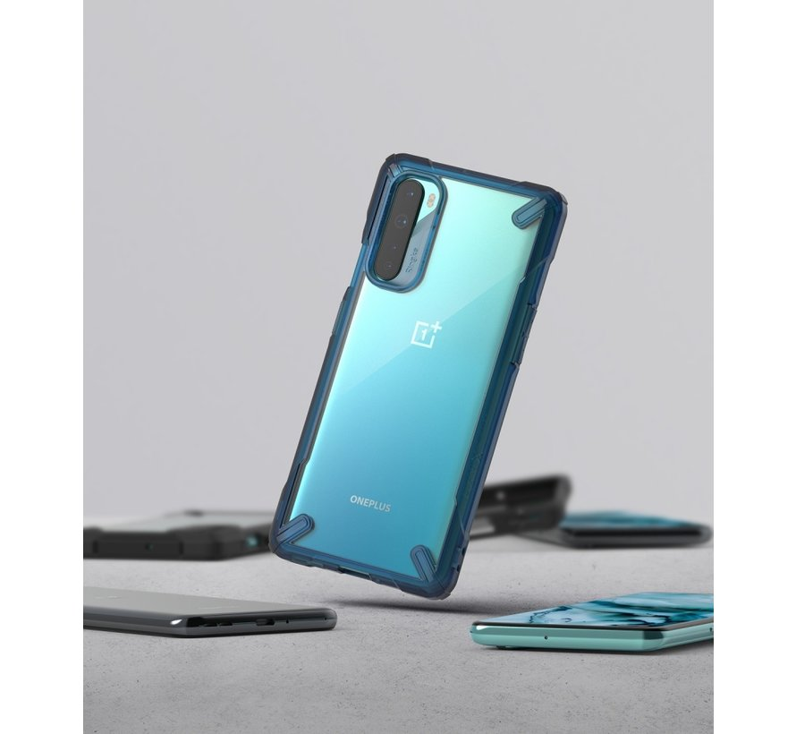 OnePlus Nord Gehäuse Fusion X Space Blue