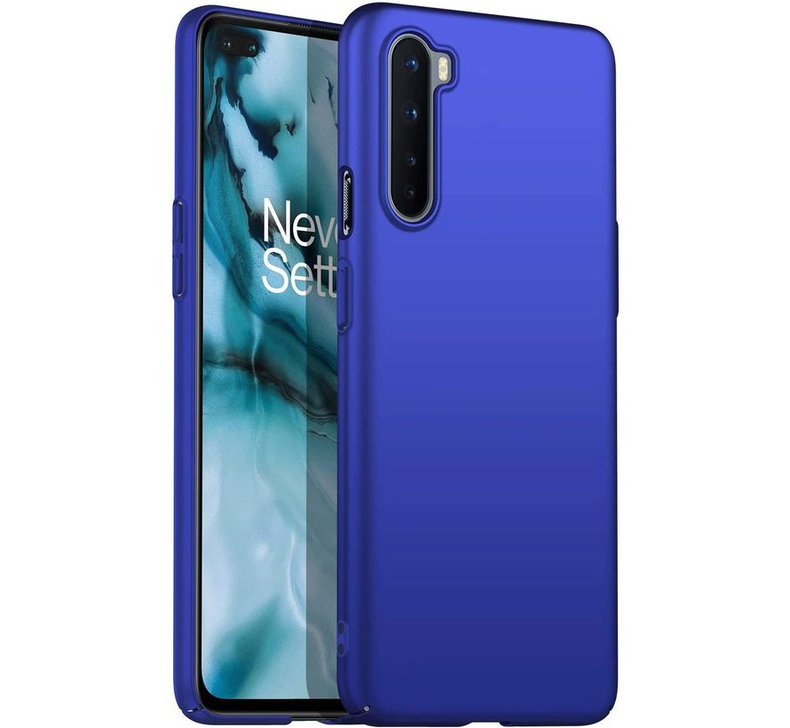 OnePlus Nord Case Ultra Slim Grip Blau