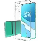 OPPRO OnePlus 8T TPU Transparentes Gehäuse