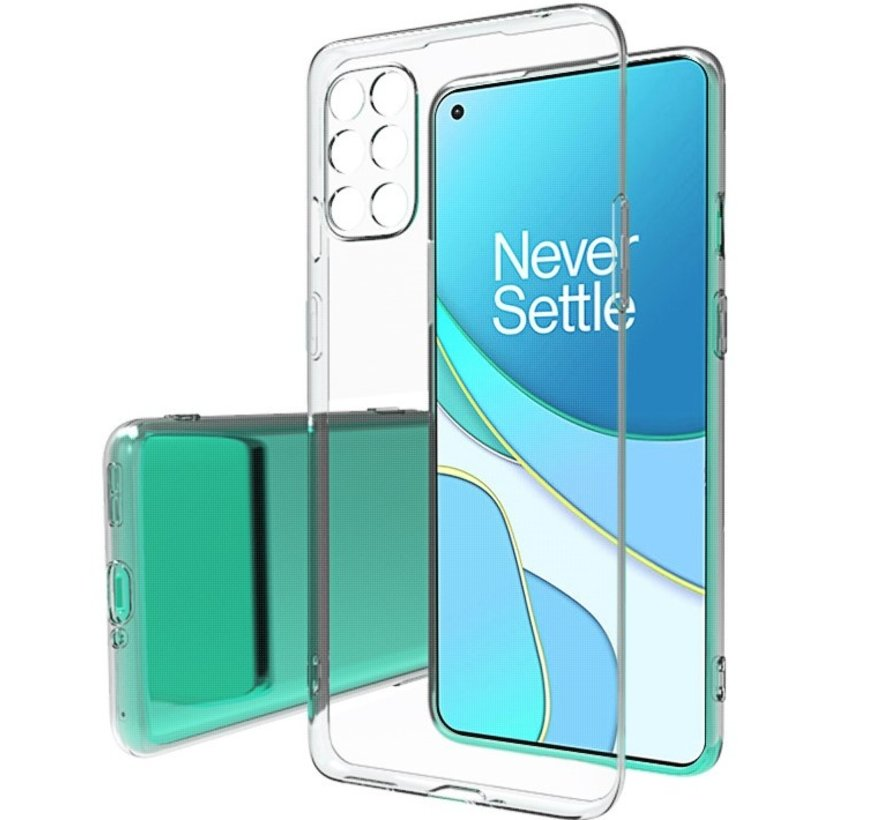 OnePlus 8T  Hoesje TPU Transparant