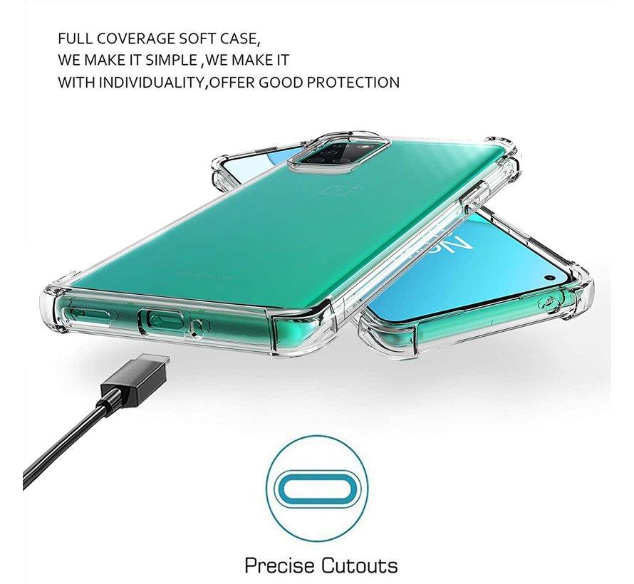 OnePlus 8T Case Xtreme TPU Transparent