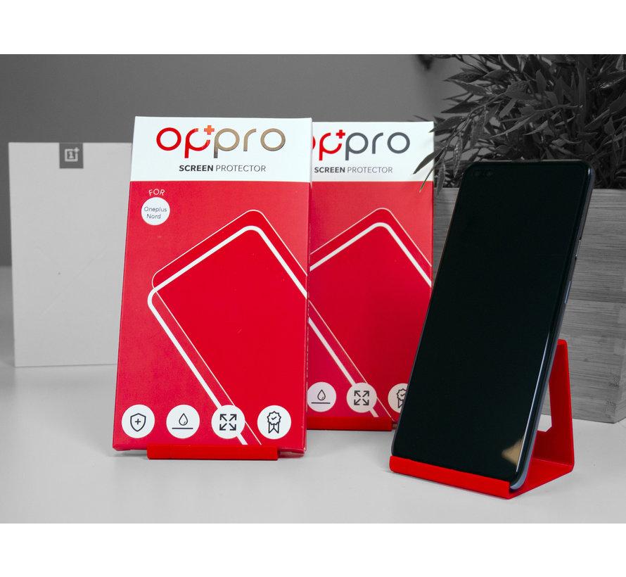 OnePlus Nord Displayschutzfolie Matte ScreenPlex (2 Stk.)