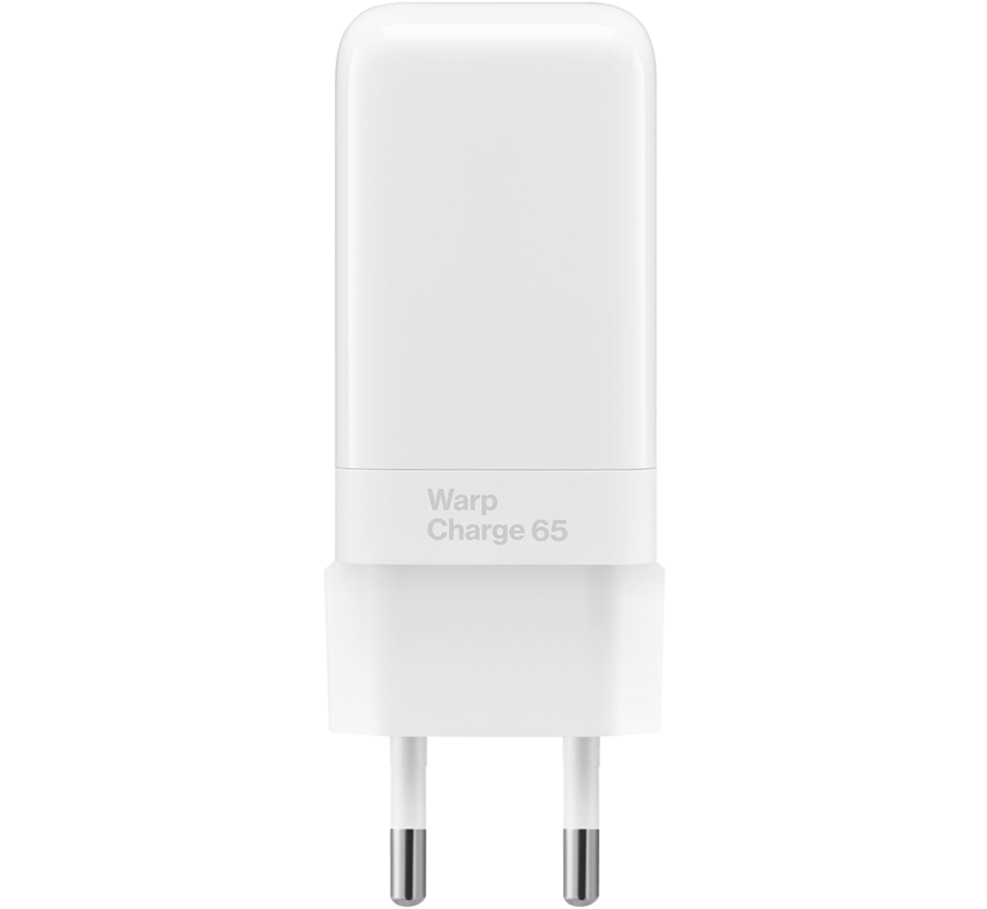 Oplader Warp Charge 65 Power Adapter EU
