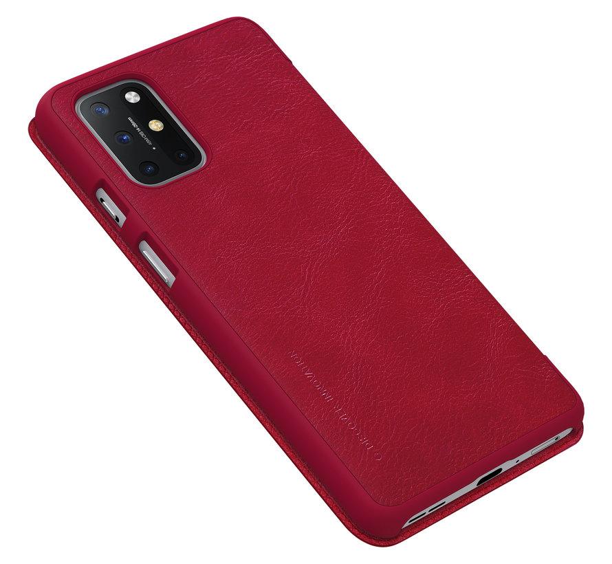 OnePlus 8T Flip Case Qin Rood