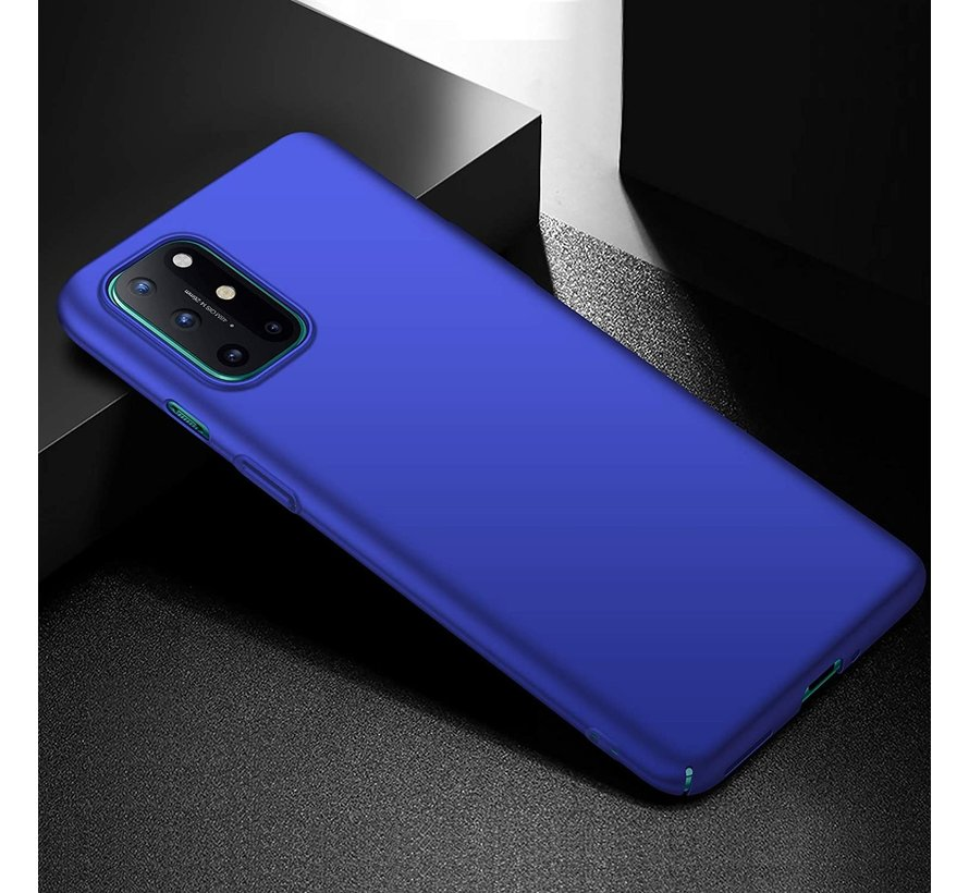 OnePlus 8T Case Ultra Slim Grip Blau