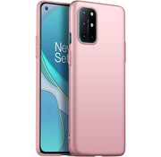 OPPRO OnePlus 8T Case Ultra Slim Grip Pink