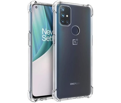 OPPRO OnePlus Nord N10 5G Case Xtreme TPU Transparent