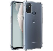 OPPRO OnePlus Nord N100 Hoesje Xtreme TPU Transparant