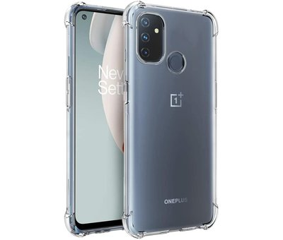 OPPRO OnePlus Nord N100 Case Xtreme TPU Transparent