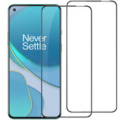 OPPRO OnePlus 8T 3D Tempered Glass Screen Protector (2 st.)