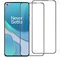 OnePlus 8T 3D Displayschutzfolie aus gehärtetem Glas (2 Stk.)