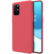 Nillkin OnePlus 8T Case Super Frosted Shield Red
