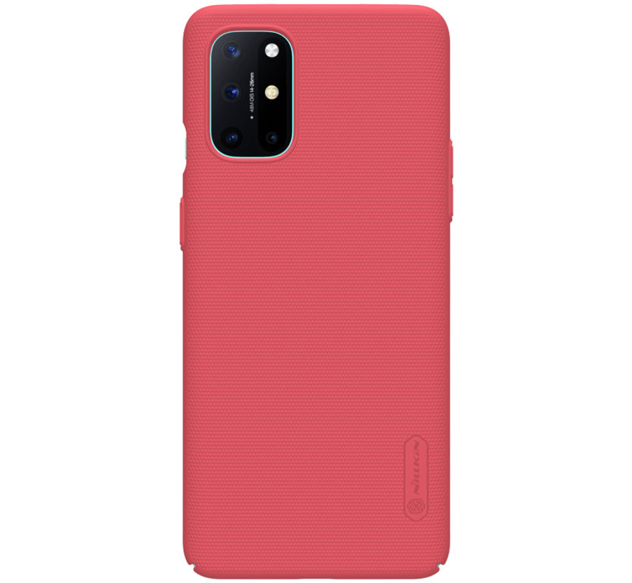 OnePlus 8T Fall Super Frosted Shield Red