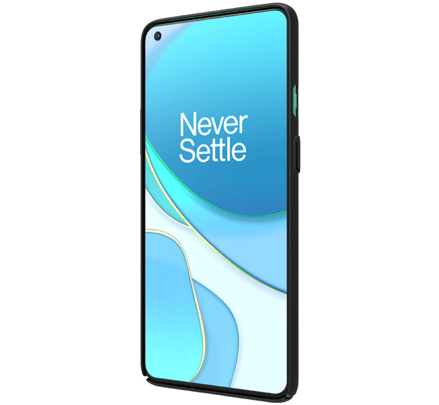 OnePlus 8T Fall Super Frosted Shield Schwarz