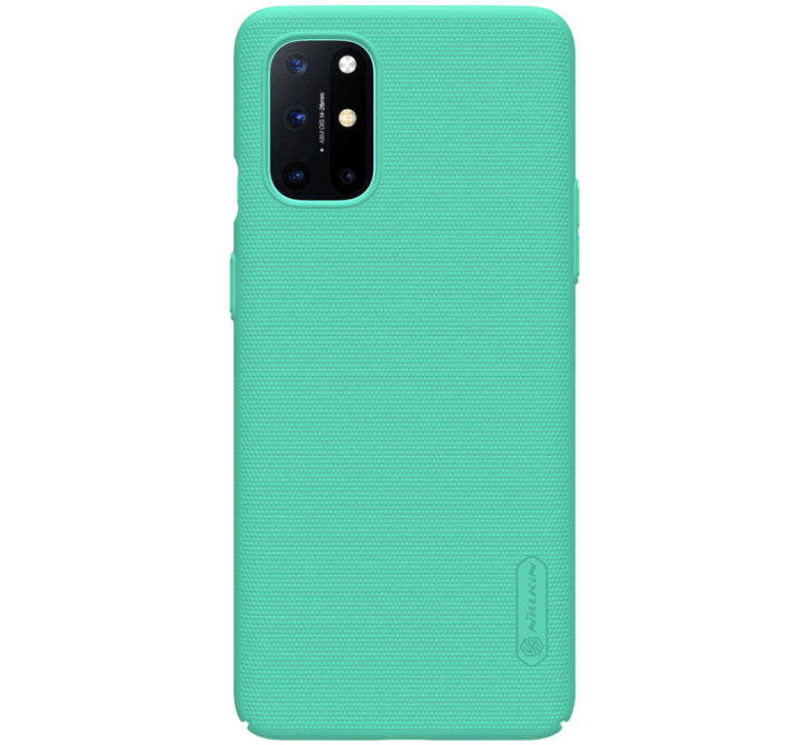 OnePlus 8T Case Super Frosted Shield Mint Green