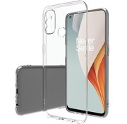 OPPRO OnePlus Nord N100  Hoesje TPU Transparant