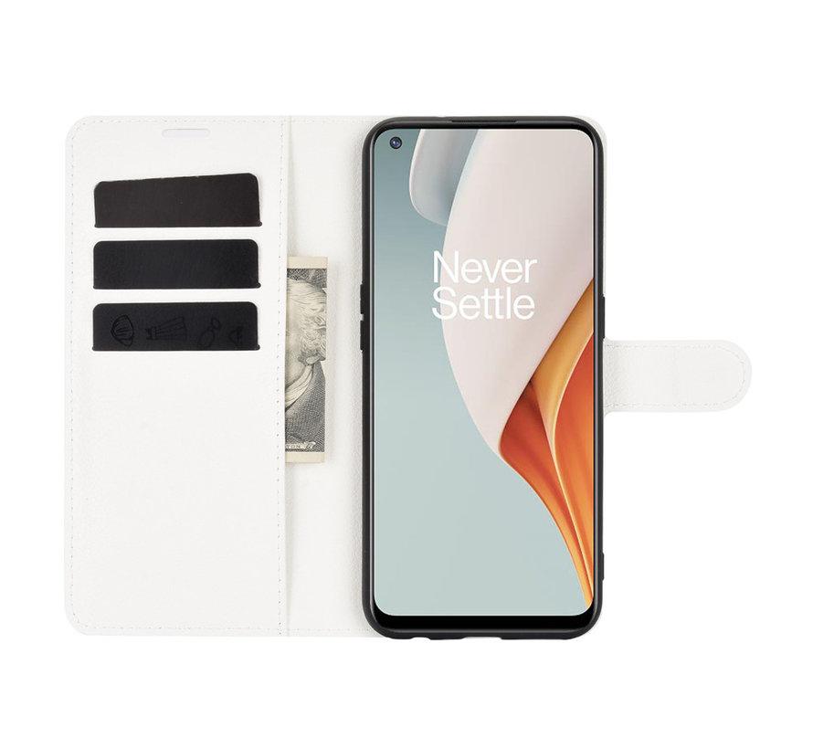 OnePlus Nord N100 Wallet Flip Case Wit