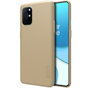 Nillkin OnePlus 8T Case Super Frosted Shield Gold