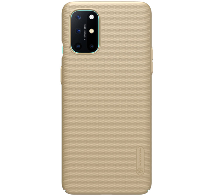OnePlus 8T Case Super Frosted Shield Gold