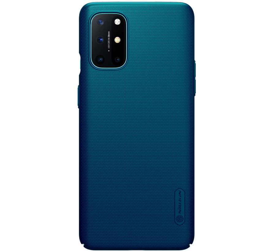 OnePlus 8T Case Super Frosted Shield Blau
