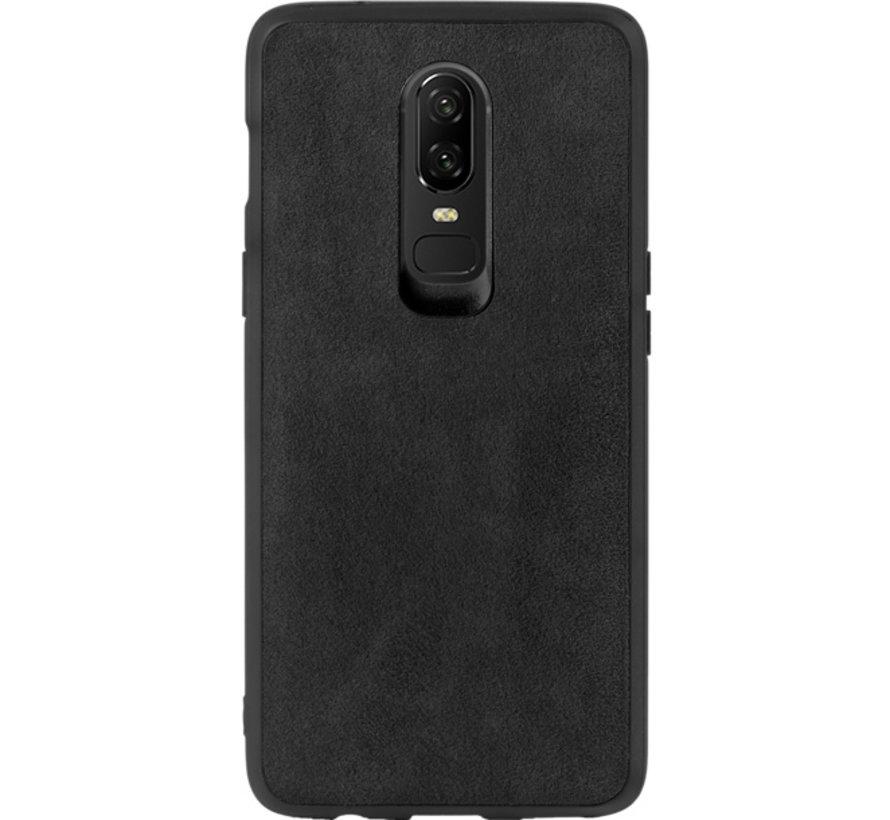 OnePlus 6 Case Premium Alcantara