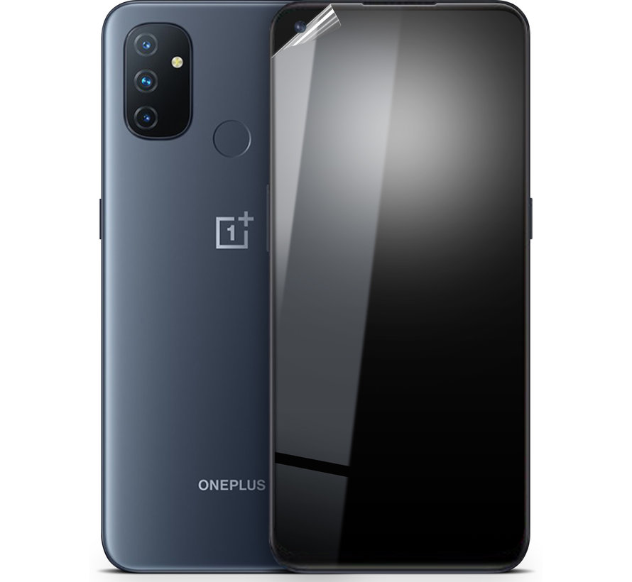OnePlus Nord N100 Displayschutzfolie Clear ScreenPlex (2 Stk.)