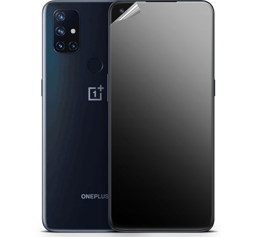 OnePlus Nord N10 5G Displayschutzmatte ScreenPlex (2 Stk.)