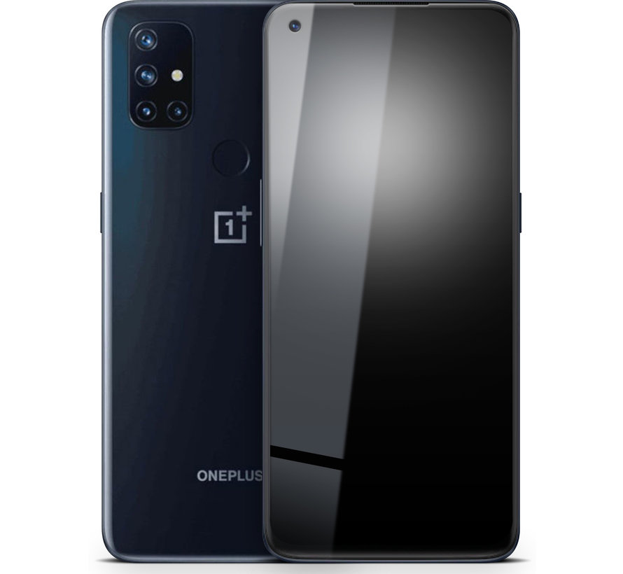OnePlus Nord N10 5G Displayschutzfolie Clear ScreenPlex (2 Stk.)