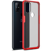 OPPRO OnePlus Nord N10 5G Merge Bumper Case Rot