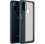 OPPRO OnePlus Nord N100 Merge Bumper Case Grün