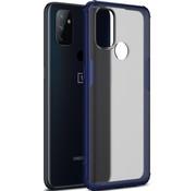 OPPRO OnePlus Nord N100 Merge Bumper Hoesje Blauw