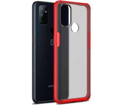 OPPRO OnePlus Nord N100 Merge Bumper Case Rot