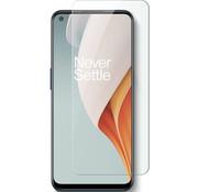 OPPRO OnePlus Nord N100 Glas Displayschutzfolie 9H + 2.5d (2 Stk.)