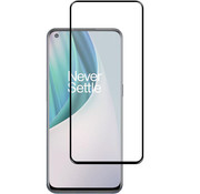 OPPRO OnePlus Nord N10 5G 3D Tempered Glass Screen Protector (2 st.)