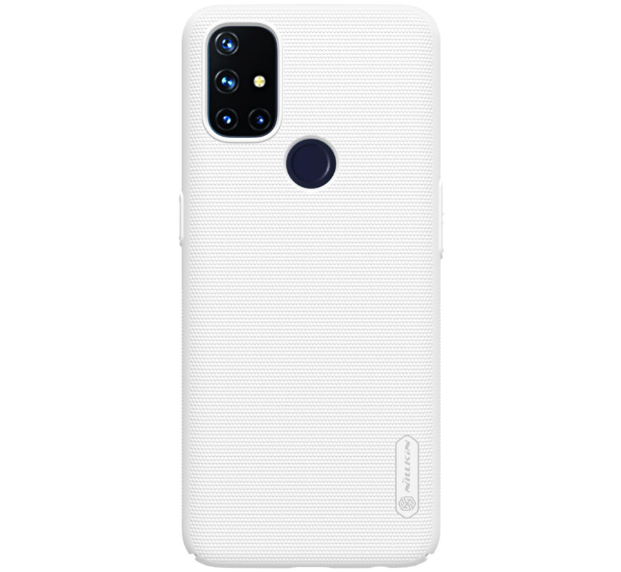 OnePlus Nord N10 5G Gehäuse Super Frosted Shield White
