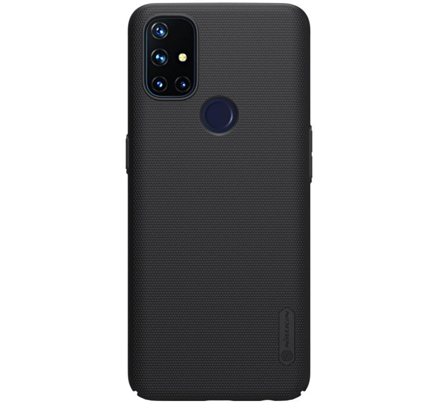 OnePlus Nord N10 5G Fall Super Frosted Shield Schwarz