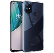 OPPRO OnePlus Nord N10 5G  Hoesje TPU Transparant