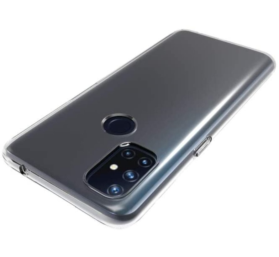 OnePlus Nord N10 5G TPU Transparentes Gehäuse