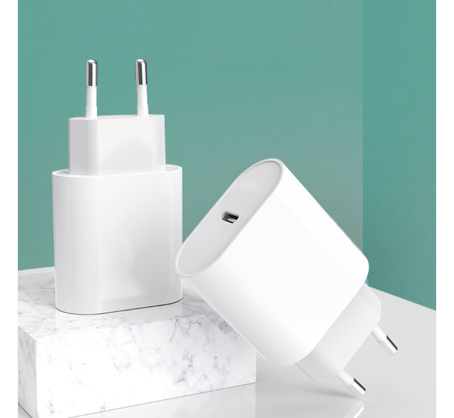 iPhone USB-C Oplader 18W | iPad