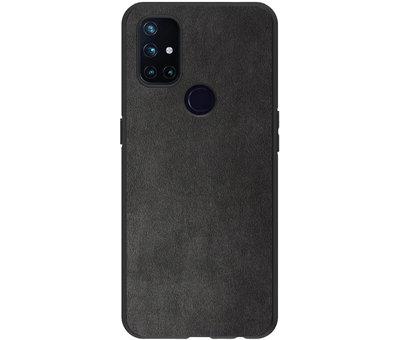 OPPRO OnePlus Nord N10 5G Hoesje Premium Alcantara