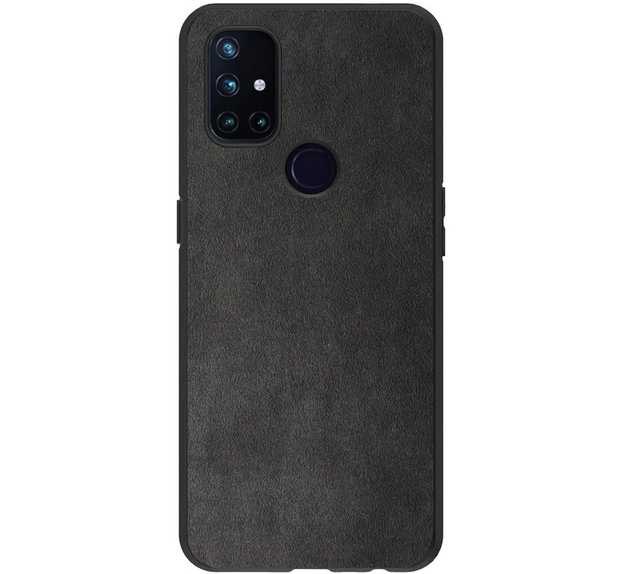 OnePlus Nord N10 5G Fall Premium Alcantara