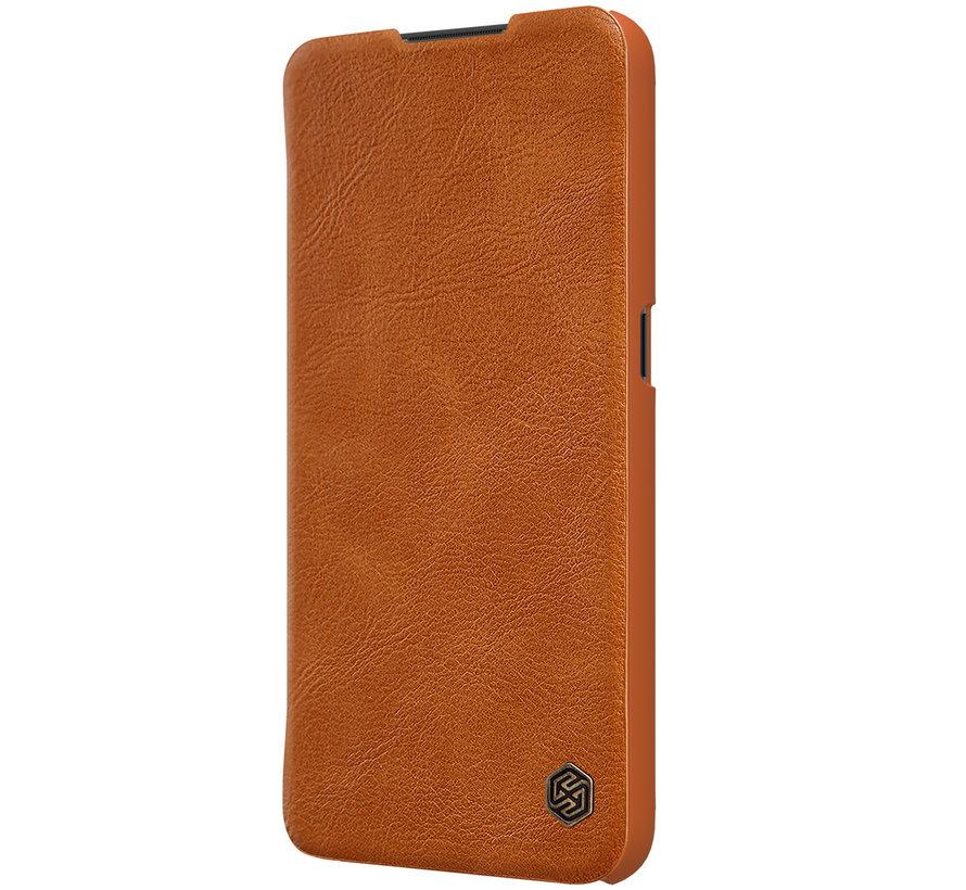 OnePlus Nord N100 Flip Fall Qin Brown