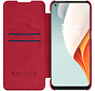OnePlus Nord N100 Flip Case Qin Rood