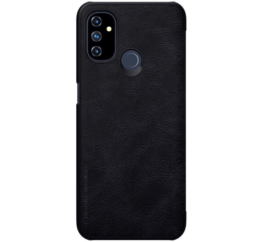 OnePlus Nord N100 Flip Case Qin Black