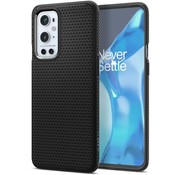 Spigen OnePlus 9 Pro Case Liquid Air Matt Black