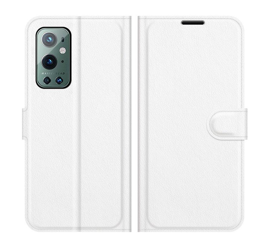 OnePlus 9 Pro Wallet Flip Case Wit