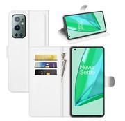 OPPRO OnePlus 9 Pro Wallet Flip Case Wit