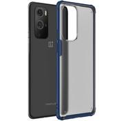 OPPRO OnePlus 9 Pro Merge Bumper Hoesje Blauw